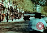 Image of repatriated French prisoners Paris France, 1945, second 40 stock footage video 65675020415