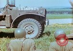 Image of United States Army soldiers France, 1945, second 3 stock footage video 65675020431