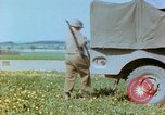 Image of United States Army soldiers France, 1945, second 8 stock footage video 65675020431