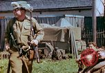 Image of United States Army soldiers France, 1945, second 46 stock footage video 65675020431