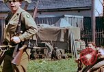 Image of United States Army soldiers France, 1945, second 47 stock footage video 65675020431