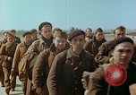 Image of liberated French soldiers Paris France, 1945, second 13 stock footage video 65675020433