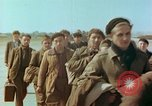 Image of liberated French soldiers Paris France, 1945, second 15 stock footage video 65675020433
