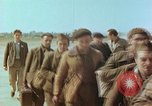 Image of liberated French soldiers Paris France, 1945, second 16 stock footage video 65675020433