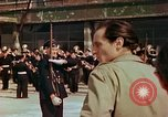Image of liberated French soldiers Paris France, 1945, second 19 stock footage video 65675020433