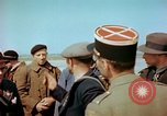 Image of liberated French soldiers Paris France, 1945, second 29 stock footage video 65675020433