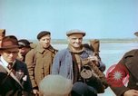 Image of liberated French soldiers Paris France, 1945, second 31 stock footage video 65675020433