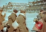 Image of liberated French soldiers Paris France, 1945, second 36 stock footage video 65675020433