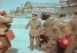 Image of liberated French soldiers Paris France, 1945, second 38 stock footage video 65675020433