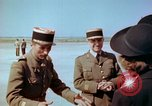 Image of liberated French soldiers Paris France, 1945, second 41 stock footage video 65675020433