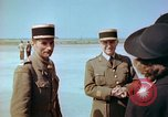 Image of liberated French soldiers Paris France, 1945, second 42 stock footage video 65675020433