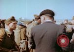 Image of liberated French soldiers Paris France, 1945, second 46 stock footage video 65675020433