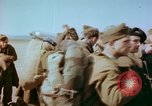 Image of liberated French soldiers Paris France, 1945, second 48 stock footage video 65675020433