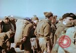 Image of liberated French soldiers Paris France, 1945, second 50 stock footage video 65675020433