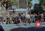 Image of VE Day celebrations Paris France, 1945, second 9 stock footage video 65675020434