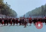 Image of VE Day celebrations Paris France, 1945, second 31 stock footage video 65675020434