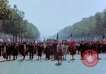 Image of VE Day celebrations Paris France, 1945, second 32 stock footage video 65675020434