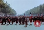 Image of VE Day celebrations Paris France, 1945, second 33 stock footage video 65675020434