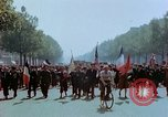 Image of VE Day celebrations Paris France, 1945, second 34 stock footage video 65675020434