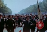 Image of VE Day celebrations Paris France, 1945, second 38 stock footage video 65675020434