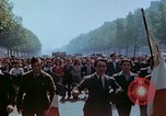 Image of VE Day celebrations Paris France, 1945, second 39 stock footage video 65675020434