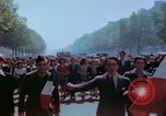 Image of VE Day celebrations Paris France, 1945, second 40 stock footage video 65675020434