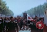 Image of VE Day celebrations Paris France, 1945, second 42 stock footage video 65675020434