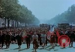 Image of VE Day celebrations Paris France, 1945, second 50 stock footage video 65675020434