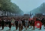 Image of VE Day celebrations Paris France, 1945, second 51 stock footage video 65675020434