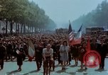 Image of VE Day celebrations Paris France, 1945, second 52 stock footage video 65675020434