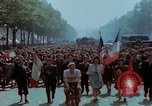 Image of VE Day celebrations Paris France, 1945, second 53 stock footage video 65675020434