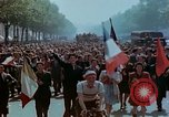 Image of VE Day celebrations Paris France, 1945, second 55 stock footage video 65675020434