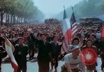 Image of VE Day celebrations Paris France, 1945, second 56 stock footage video 65675020434