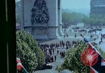 Image of VE Day celebrations Paris France, 1945, second 61 stock footage video 65675020434