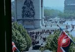 Image of VE Day celebrations Paris France, 1945, second 62 stock footage video 65675020434