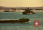 Image of North African Campaign Tunis Tunisia Tunis Port, 1942, second 4 stock footage video 65675020441