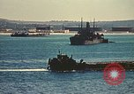 Image of North African Campaign Tunis Tunisia Tunis Port, 1942, second 19 stock footage video 65675020441