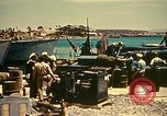 Image of North African Campaign Tunis Tunisia Tunis Port, 1942, second 55 stock footage video 65675020441