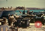 Image of North African Campaign Tunis Tunisia Tunis Port, 1942, second 57 stock footage video 65675020441