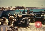 Image of North African Campaign Tunis Tunisia Tunis Port, 1942, second 59 stock footage video 65675020441