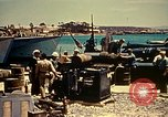 Image of North African Campaign Tunis Tunisia Tunis Port, 1942, second 61 stock footage video 65675020441