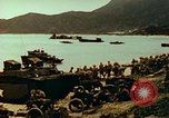 Image of Amphibious training Pacific Theater, 1944, second 15 stock footage video 65675020456