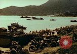 Image of Amphibious training Pacific Theater, 1944, second 16 stock footage video 65675020456