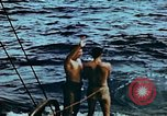 Image of Amphibious task force Pacific Theater, 1944, second 9 stock footage video 65675020458