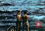 Image of Amphibious task force Pacific Theater, 1944, second 13 stock footage video 65675020458