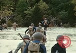 Image of Amphibious training exercises in Chesapeake Bay United States USA, 1943, second 17 stock footage video 65675020461
