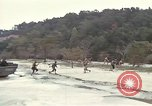 Image of Amphibious training exercises in Chesapeake Bay United States USA, 1943, second 26 stock footage video 65675020461