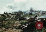 Image of Tank attack training United States USA, 1942, second 8 stock footage video 65675020469
