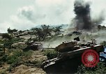 Image of Tank attack training United States USA, 1942, second 10 stock footage video 65675020469