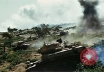 Image of Tank attack training United States USA, 1942, second 11 stock footage video 65675020469